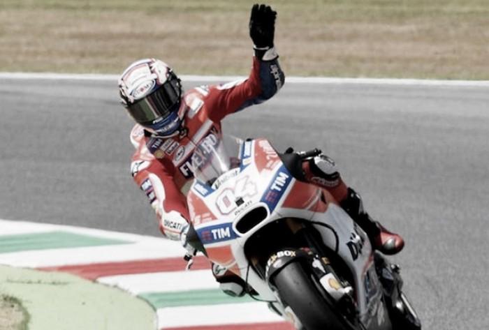 MotoGP - Capolavoro Dovizioso a Silverstone: Marquez crack, Ducati in testa al mondiale