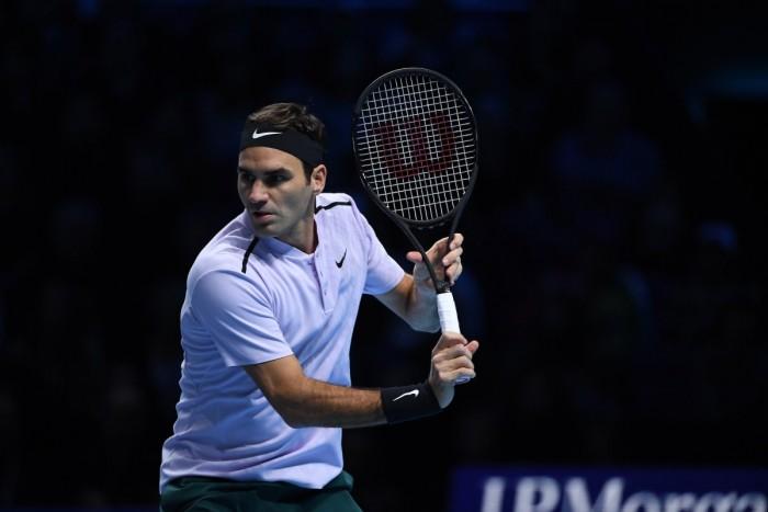 ATP Finals - Federer vince senza brillare, Cilic saluta Londra