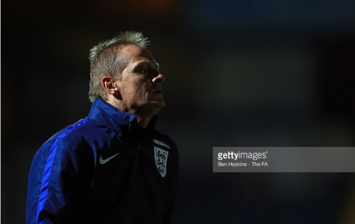 Keith Downing pleased with England U19s' victory over Luxembourg