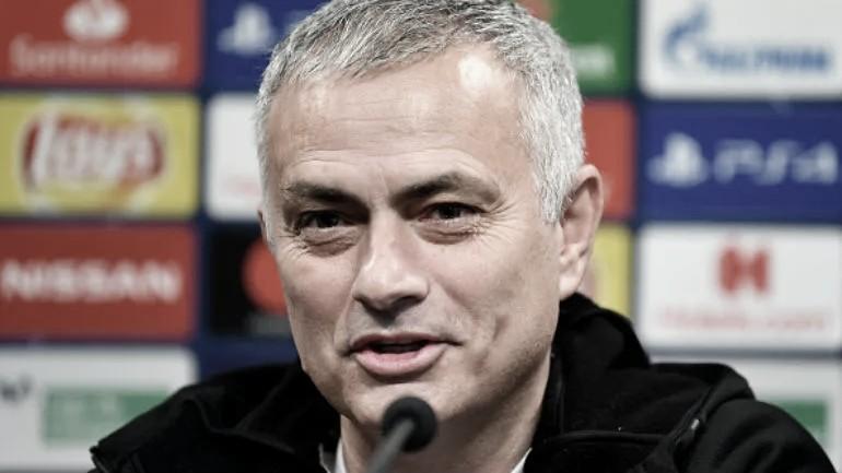 """Mourinho elogia postura do Tottenham em vitória contra Everton: """"Feliz com a reação do time"""""""