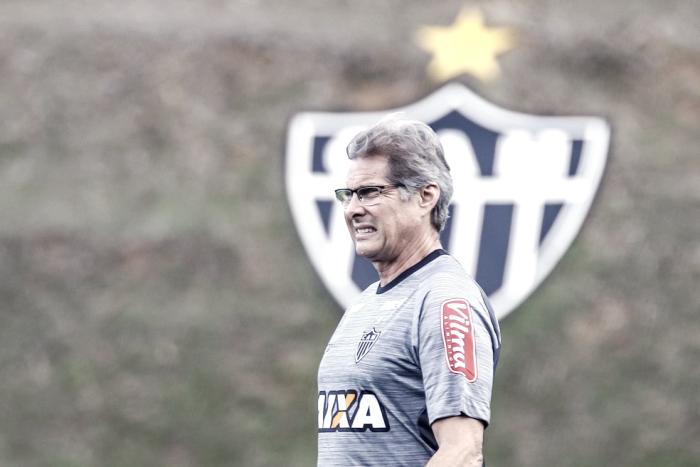 Com mudanças no time titular, Oswaldo indica time do Galo para confronto contra o São Paulo