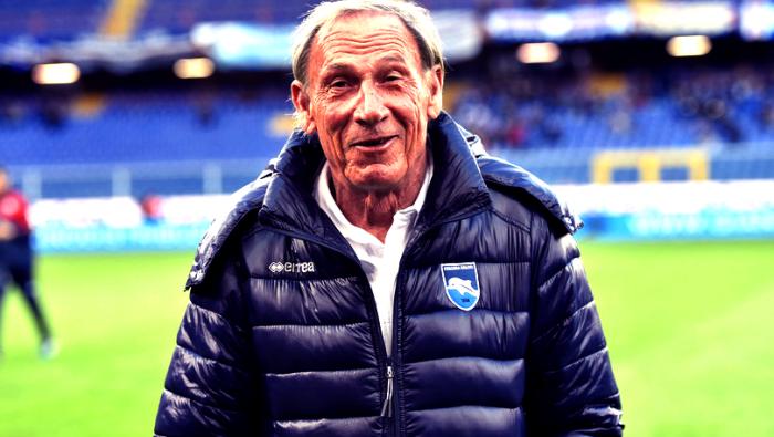 """Pescara, senti Zeman: """"Vincere qualche partita per dimostrare il nostro valore"""""""