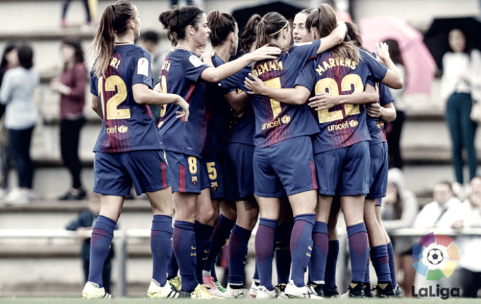 Com gol de Andressa Alves, Barcelona vence Albacetepelo Campeonato Espanhol Feminino