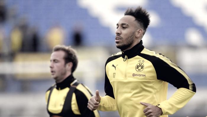 Clima quente: Diretor do Borussia Dortmund condena falas de Wenger sobre Aubameyang