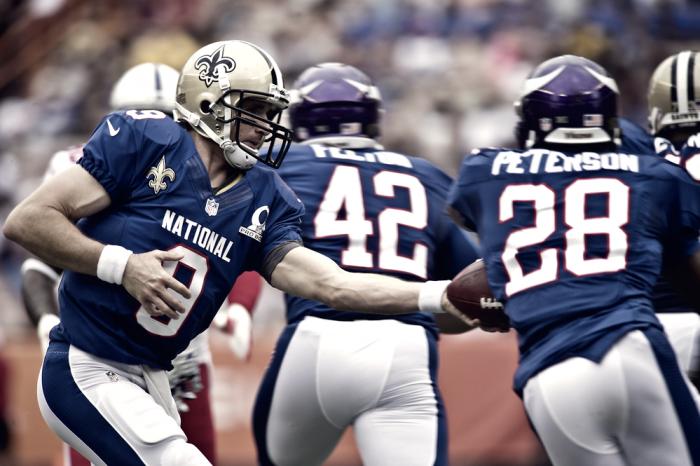Los 5 mejores ataques de la NFL