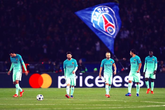 La crisi del Barcellona in cinque punti