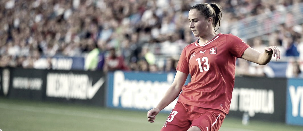 Portland Thorns FC signAna-Maria Crnogorčević