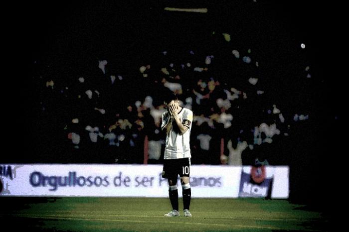 L'Argentina aggrappata a una speranza