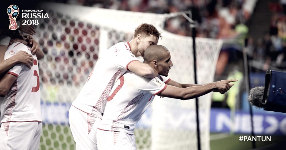 Russia 2018 - La Tunisia saluta con una vittoria: battuto 2-1 Panama