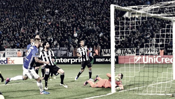 Europa League - Lo Schalke 04 ipoteca gli ottavi: 0-3 al Paok