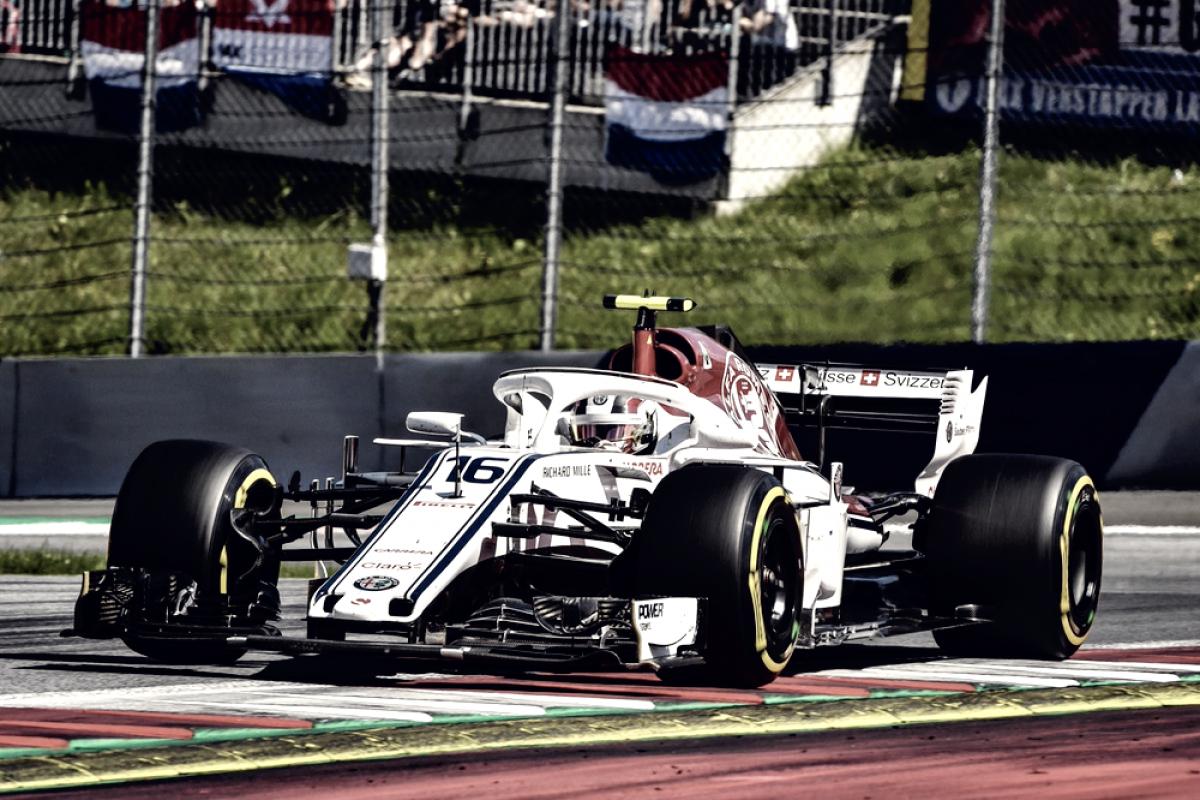 """Formula 1 - Leclerc: """"La pressione? La gestisco da quando sono piccolo"""""""