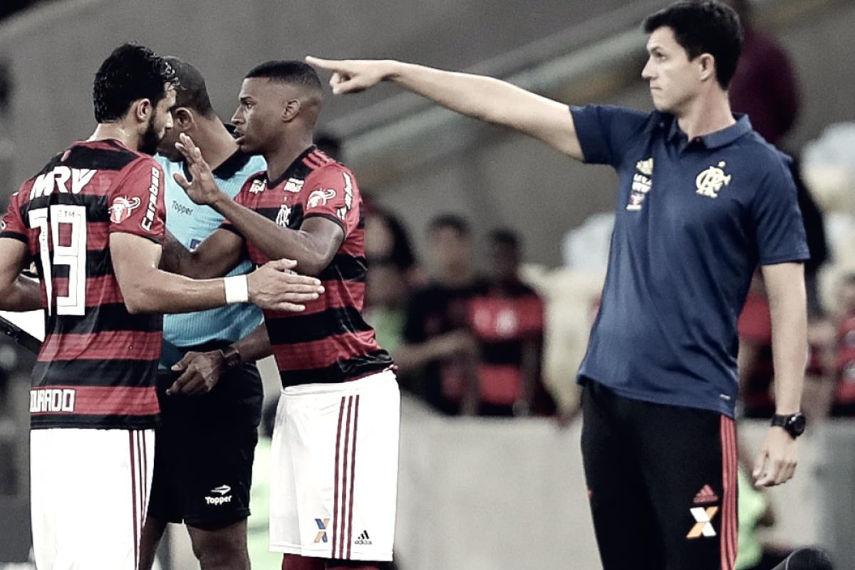 """Barbieri fica insatisfeito com empate no Maracanã: """"Não funcionou como queríamos"""""""
