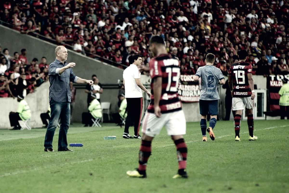 Mano Menezes vêboa atuação do Cruzeiro e lamenta resultado injusto