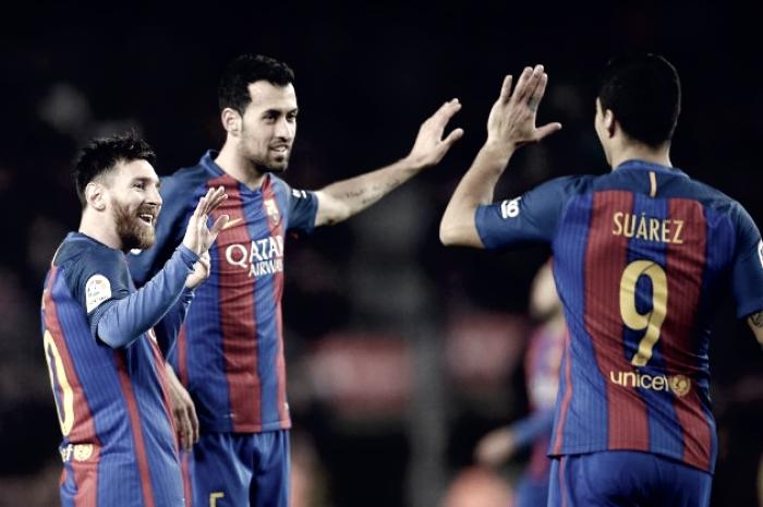 Liga - Il Barcellona polverizza lo Sporting Gjion: 6-1 al Camp Nou