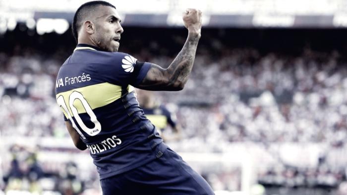 Primera Division - Delirio Xeneizes al Monumental: Boca Juniors batte River Plate 4-2