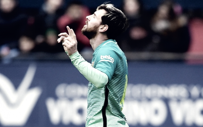 Barcellona - Vivere grazie ai lampi di quel genio di Leo Messi