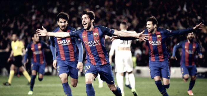 Champions League - Barcellona leggendario: batte 6-1 il Psg e vola ai quarti di finale