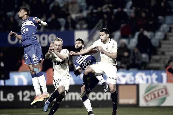 Ligue 1 - Bernando Silva risponde a Diallo: 1-1 tra Monaco e Bastia