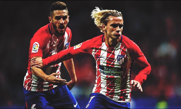 Liga - L'Atletico Madrid vince nella prima al Metropolitano: Griezmann stende il Malaga