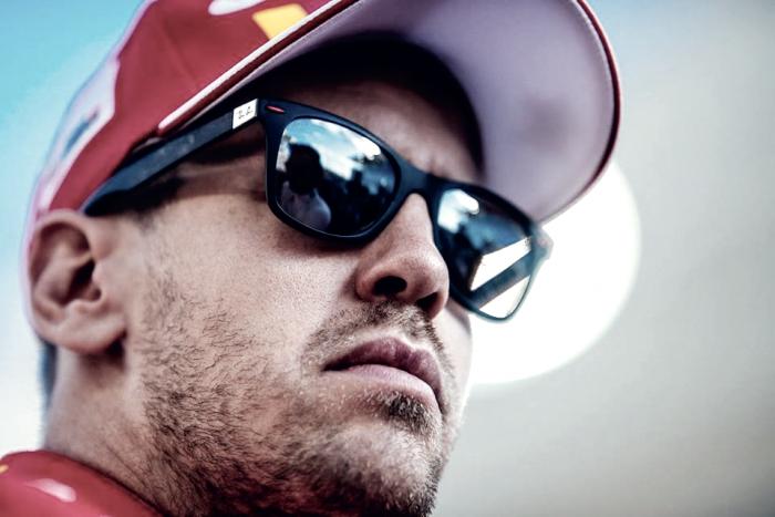 """Vettel: """"Hamilton fa la differenza in Mercedes, le parole di Alonso non mi interessano"""""""
