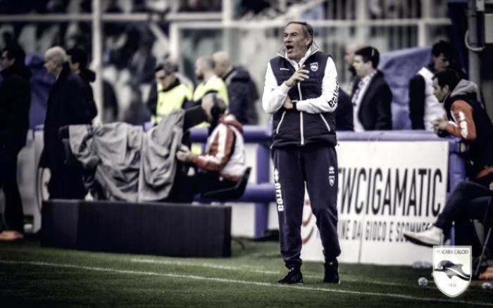 Pescara-Juve, Zeman