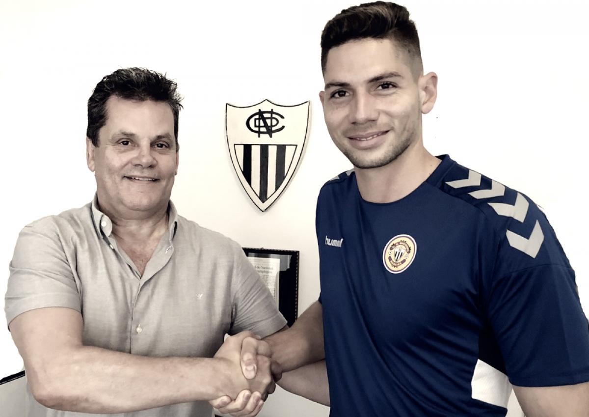 Cruzeiro empresta Lucas França para o CD Nacional-POR