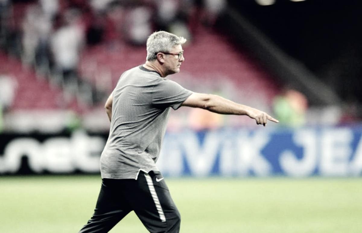 Odair Hellmann protagoniza seu segundo Gre-Nal como treinador do Internacional