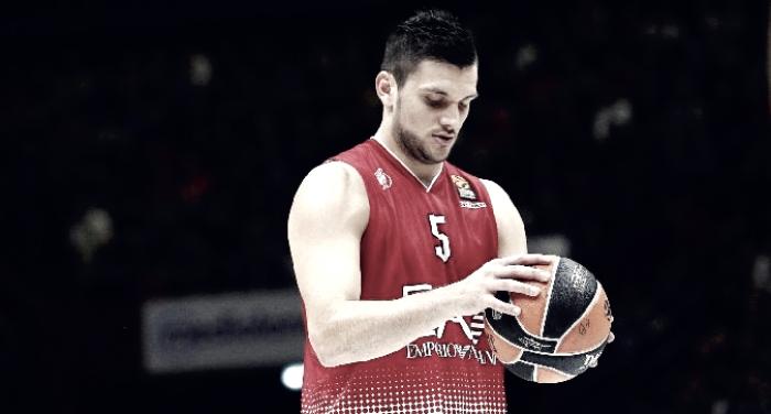Alessandro Gentile ha una nuova casa: finirà la stagione al Panathinaikos