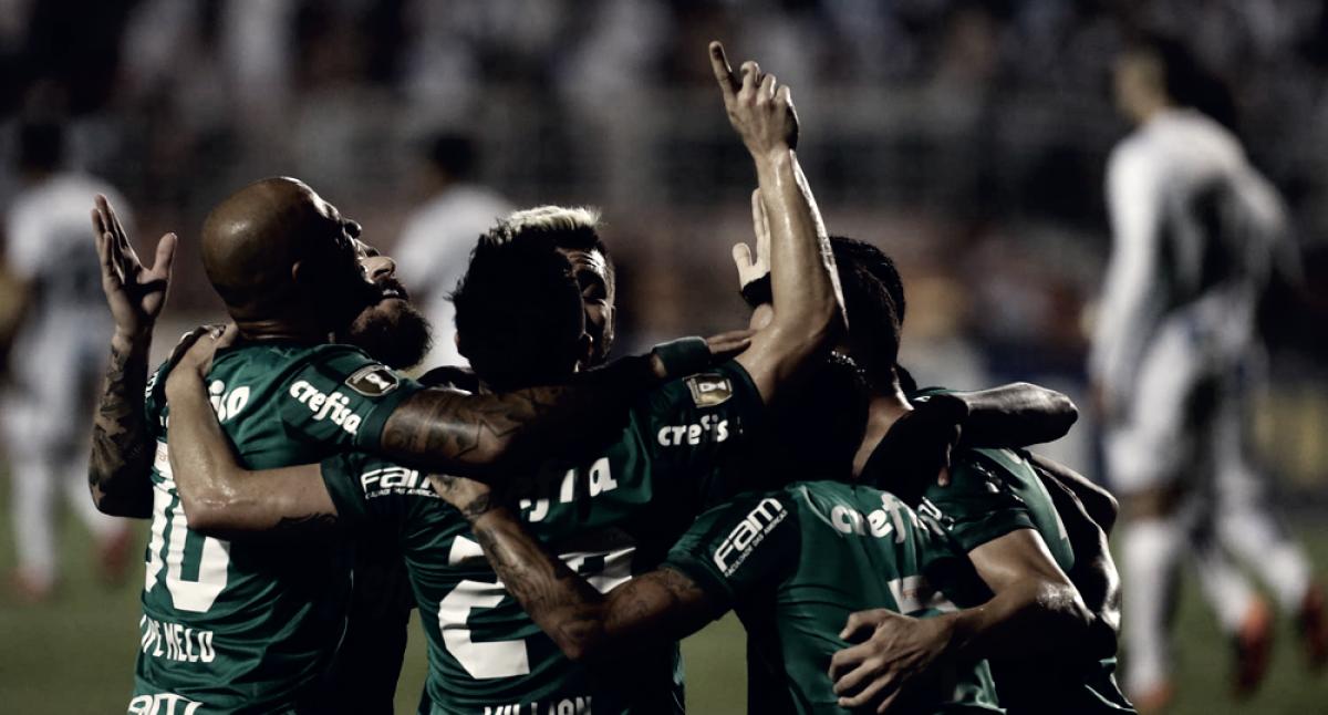Notas: Jailson brilha, Palmeiras bate Santos e sai na frente por vaga na final do Paulistão