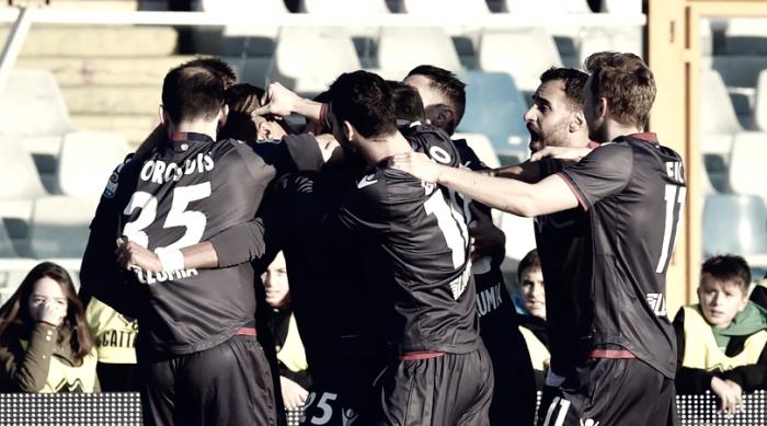 Serie A - Gioia Bologna, psicodramma Pescara: 0-3 all'Adriatico