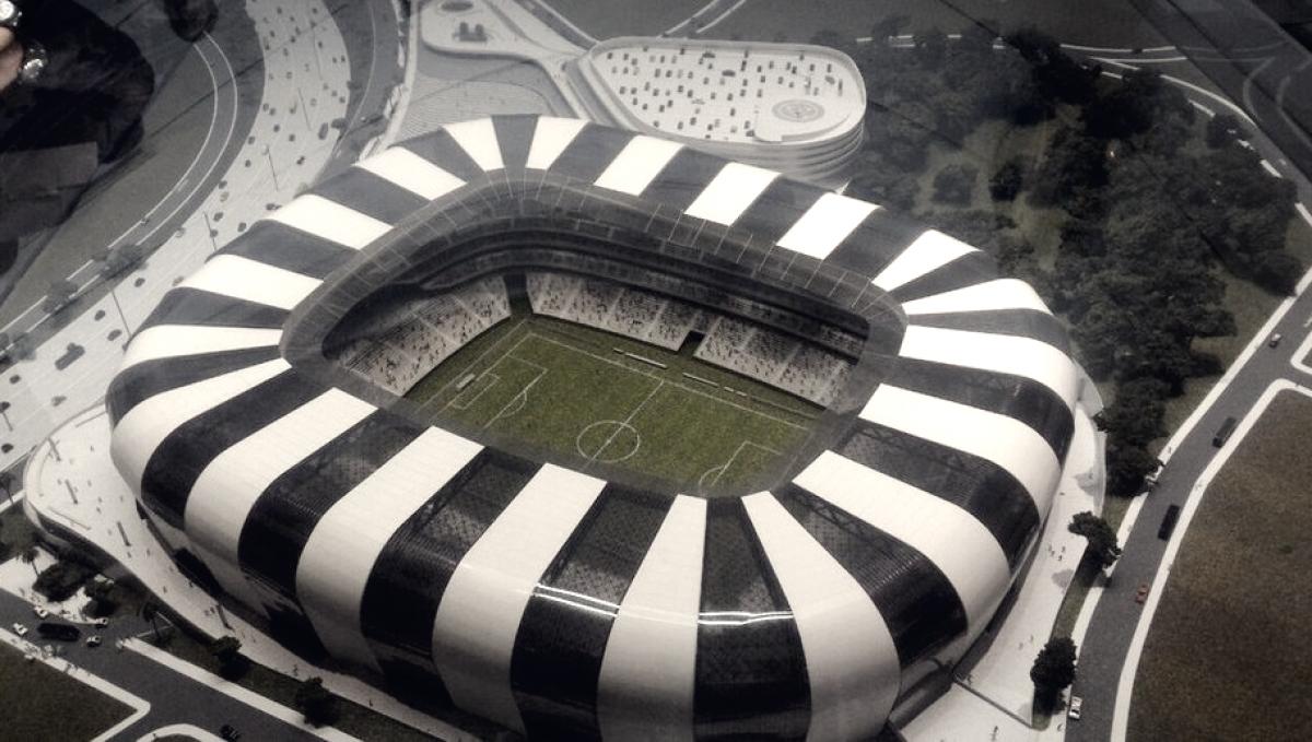 Futura casa do Atlético-MG, obras na Arena MRV têm previsão para serem iniciadas