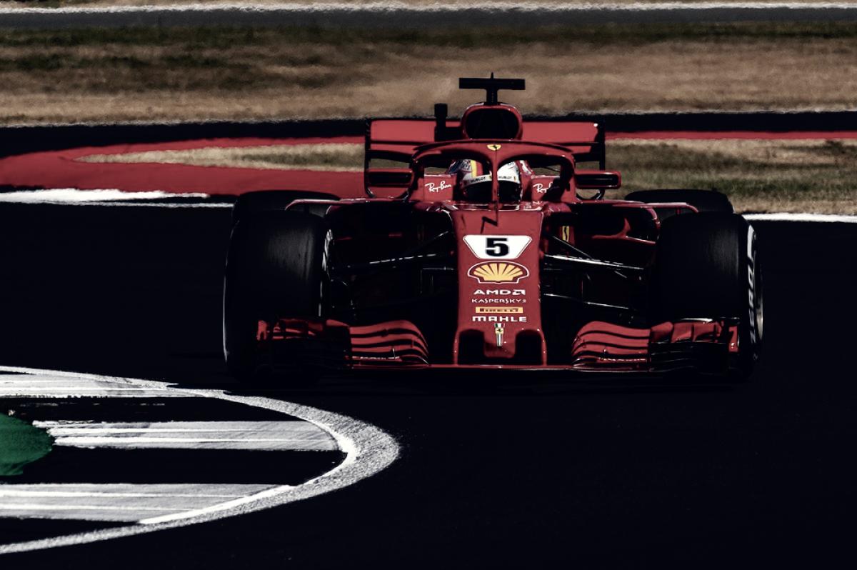Formula 1 - Sebastian Vettel e una domenica da re d'Inghilterra
