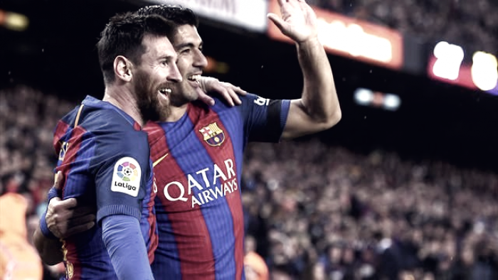 Liga: al Barcellona basta un tempo, Siviglia battuto 3-0