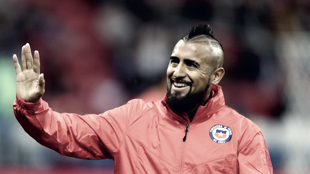Barcelona oficializa contração de Arturo Vidal, ex-Bayern, por três temporadas