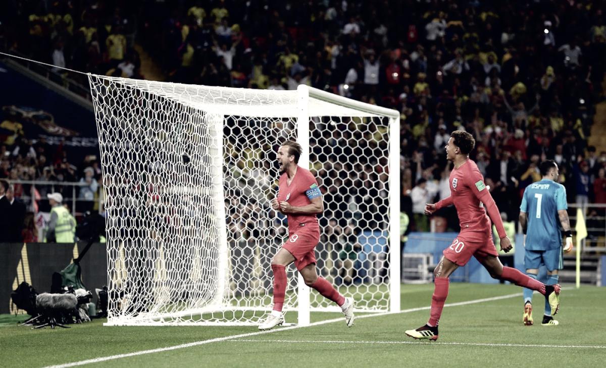 Sabe de Kane? Artilheiro do Mundial é peça-chave para garantir Inglaterra na final