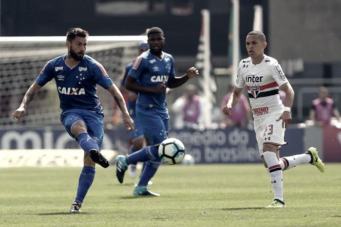 Sai seca: em má fase no Cruzeiro, Rafael Sóbis tenta se reerguer em decisão diante do Grêmio