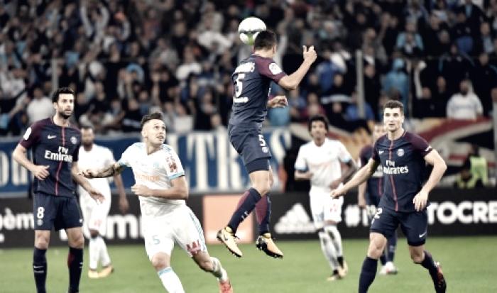 Ligue 1 - Cavani salva il Paris Saint Germain: 2-2 con il Marsiglia