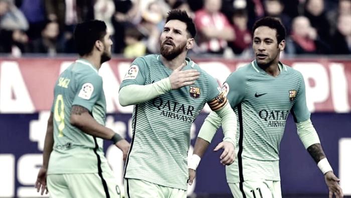 La rivoluzione tattica del Barcellona