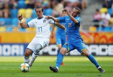 Mondiale Under 20: finisce il sogno azzurro, l'Ucraina va in finale