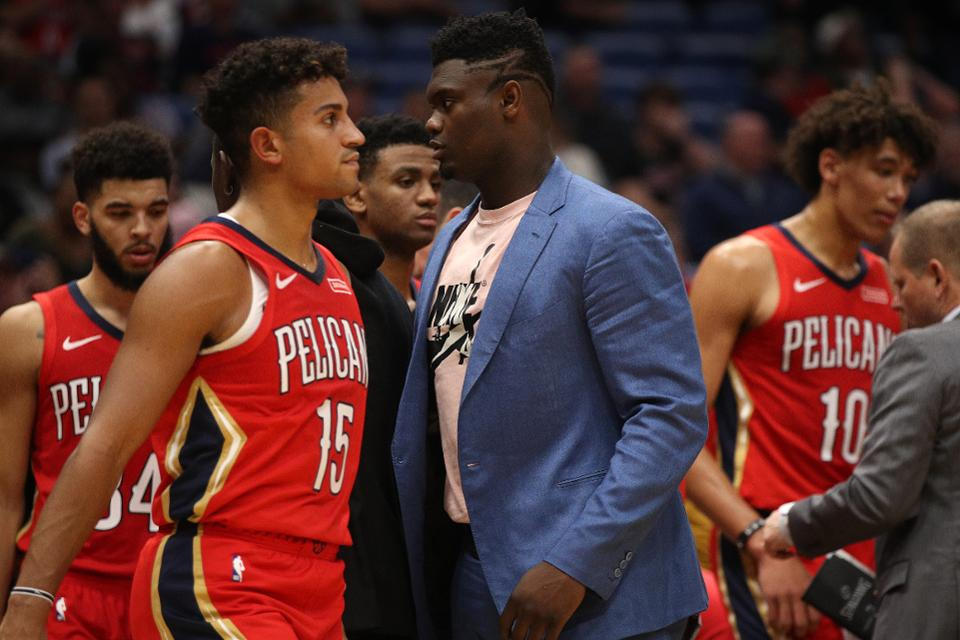 The New Orleans Pelicans might be better than you think