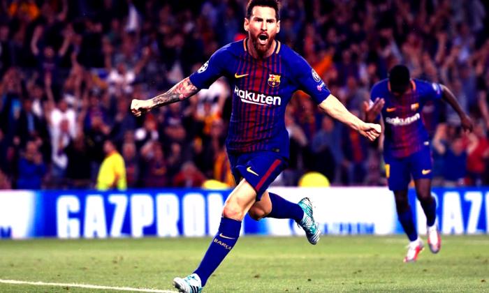 Champions League - La furia di Messi si abbatte sulla Juventus: il Barcellona vince 3-0