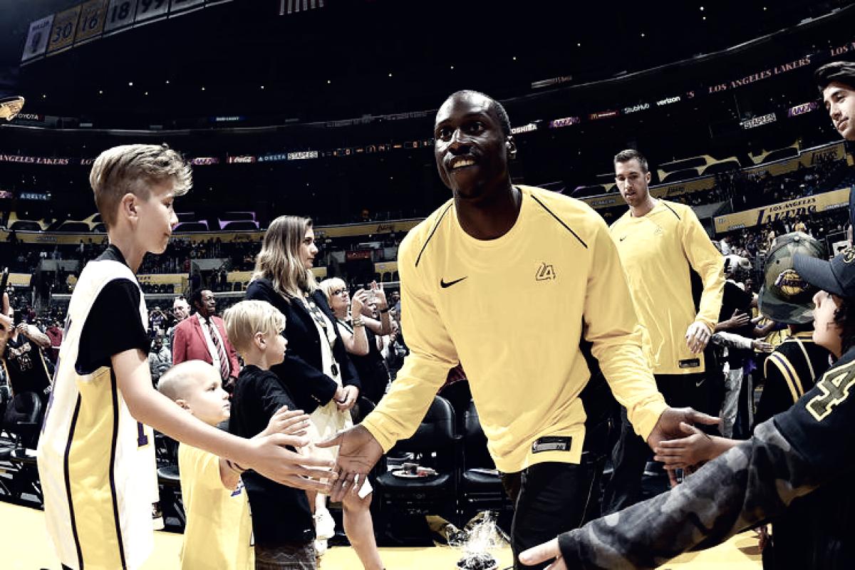 Após 10 anos na G-League, Andre Ingram realiza sonho de jogar na NBA