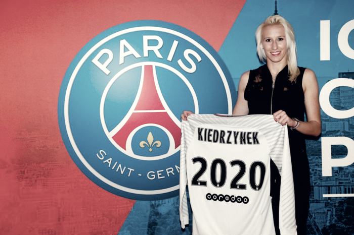 PSG renova com goleira polonesa Katarzyna Kiedrzynek