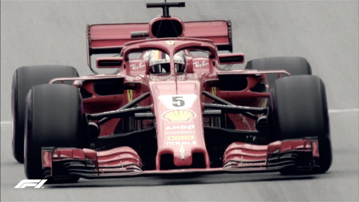 Formula 1 - Gran Premio d'Austria: Vettel in testa nelle Libere 3