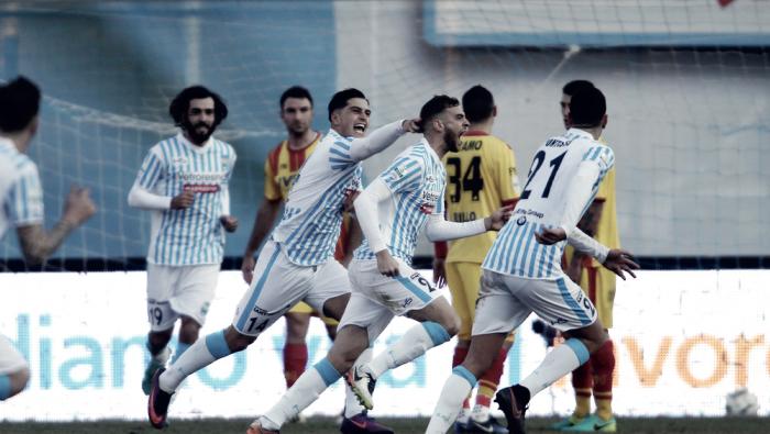 Serie B - Vicari e Floccari stendono il Benevento: Spal al secondo posto