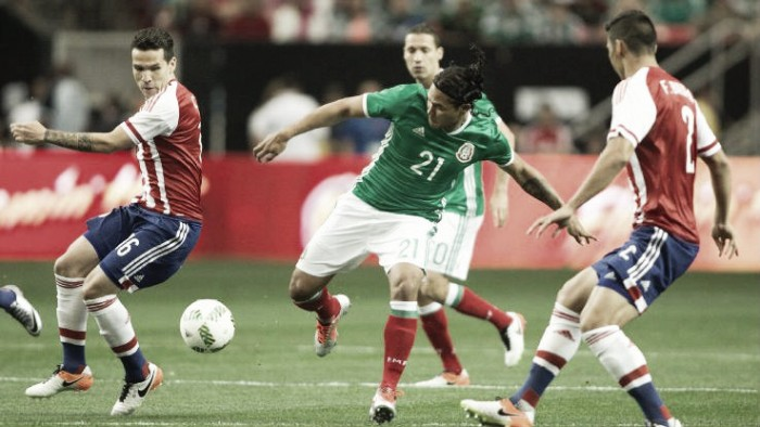 Mexico to play Gold Cup tune-up against Paraguay in Seattle on July 1