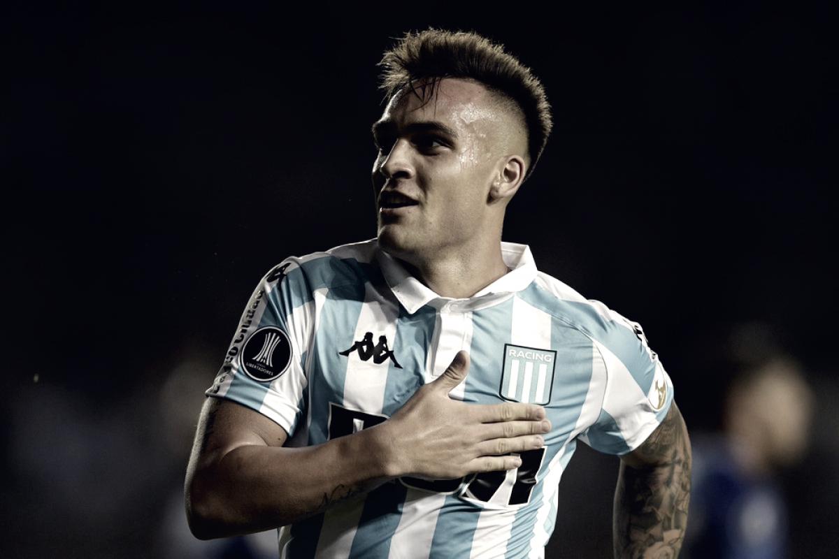 Lautaro Martinez incanta ancora: tripletta al Cruzeiro in Copa Libertadores
