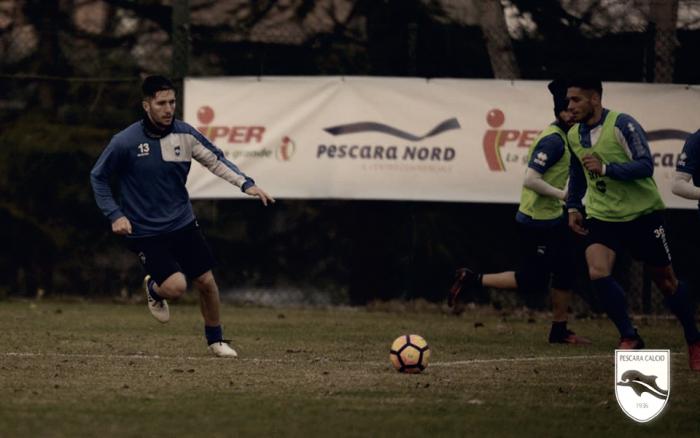 Pescara - Sei gol all'Angolana aspettando domenica