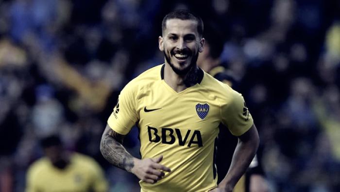 Boca Juniors - Rottura del crociato per Dario Benedetto