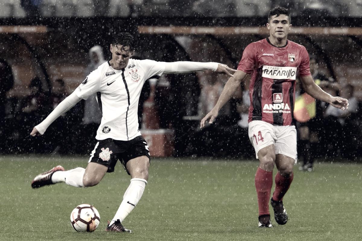 Em confronto direto pela liderança do Grupo G, Corinthians enfrenta Deportivo Lara na Venezuela